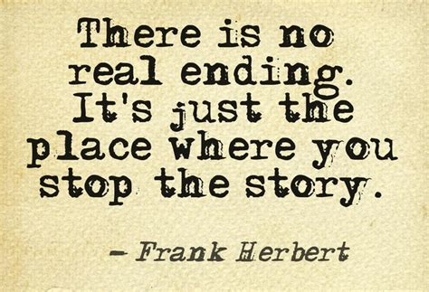 A Place Ending Explained Inspirational Quotes About Endings Quotesgram