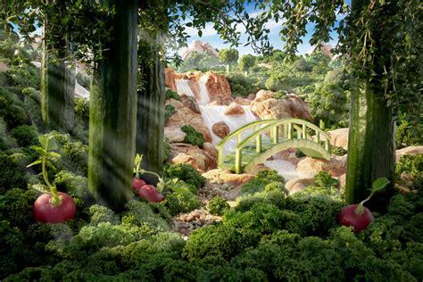 Landscape With Food Carl Warner Photography Shockblast