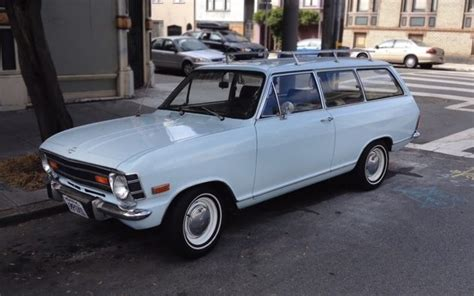 opel kadett wagon in 1971 opel kadett b wagon