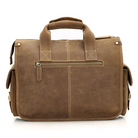 Neo Handmade Leather Bags Neo Leather Bags S - vintage handmade leather briefcase leather