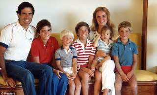 in 1968 the family moved to barlanark and andy and betty stayed in mitt romney s message i love ann written in sand in