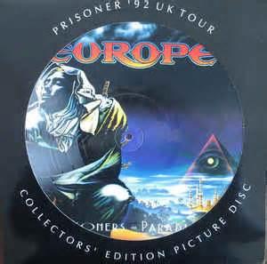 Cassette Europe Prisoners In Paradise europe 2 prisoners in paradise vinyl lp album at discogs