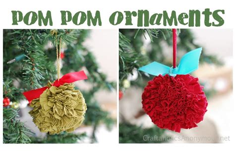 Images Of Handmade Ornaments - remodelaholic 25 best handmade ornaments