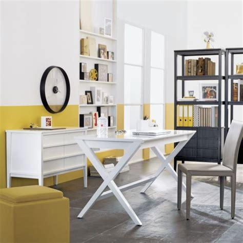 Home Office Desks Iconic Designs That Look Cool White Desk Home Office