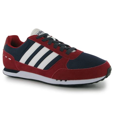 Adidas Neo City Racer Navy Stabilo adidas neo city racer mens shoes trainers sneakers sports