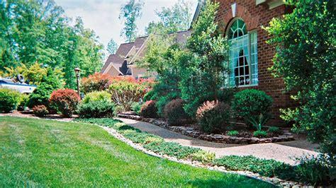 landscape design construction by greenleaf landscaping