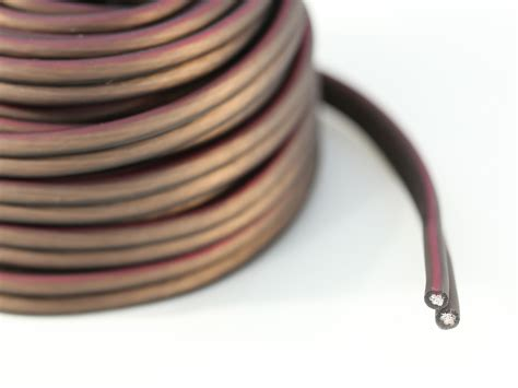 bassik 16 speaker wire audio cable merchandise
