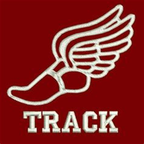track and field tattoo designs track and field shoe with wings clipart best