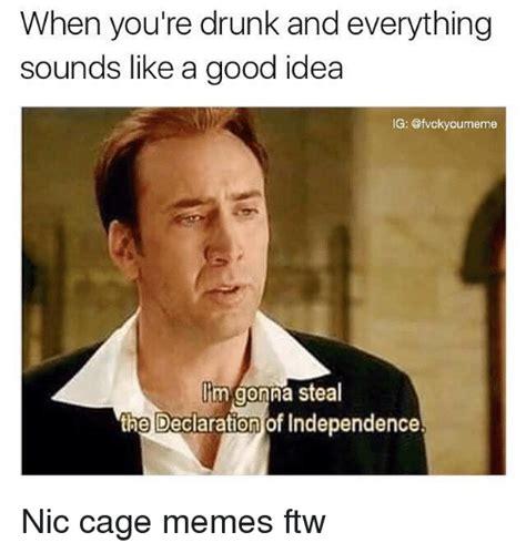 nic cage meme 18 outrageous nicolas cage memes sayingimages