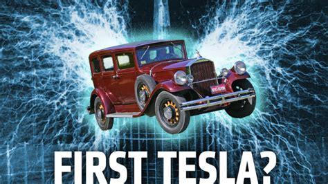 nikola tesla arrow nikola tesla s mysterious electric car had no batteries