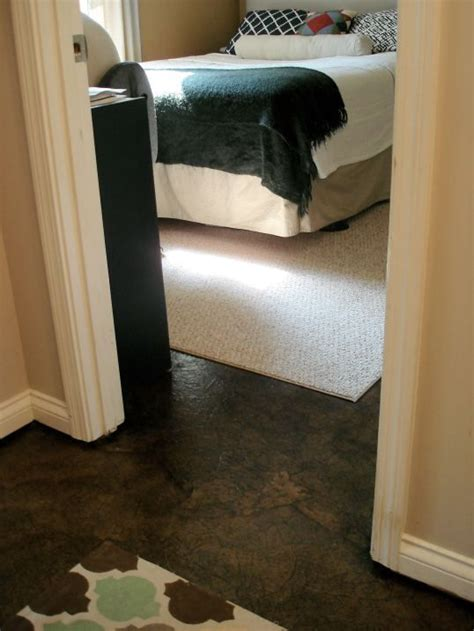 Craft Paper Floor - the ultimate brown paper flooring guide this is brown