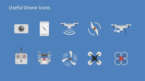 Drone Powerpoint Template Slidemodel Powerpoint Templates For