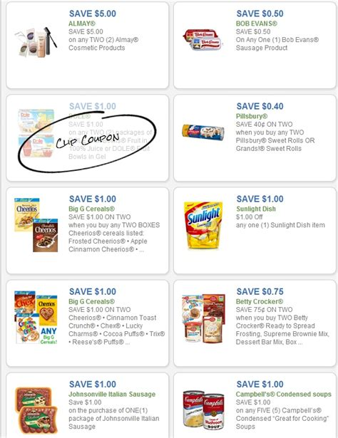 good website for printable grocery coupons what is the best printable coupon site for groceries
