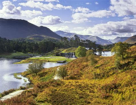 glen affric glen affric lodge glen affric highlands scotland