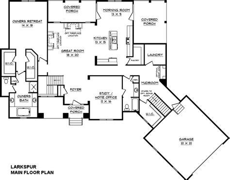 larkspur house plan larkspur house plan schumacher homes