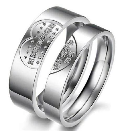 Couples Promise Rings Cheap Pictures : Fashion Gallery