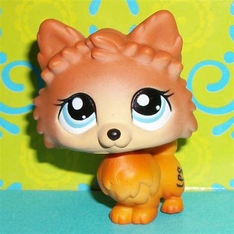 lps pomeranian other collectable toys littlest pet shop pomeranian 1599 was sold for r35 00