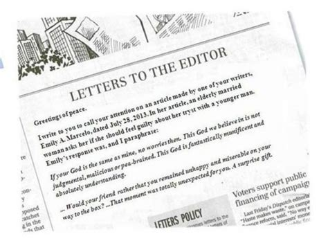 newspaper opinion section kyn mobile editorial opinions letters section