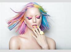 Lime Crime - Rainbow hair, LOVE! Rainbow Hair Tumblr