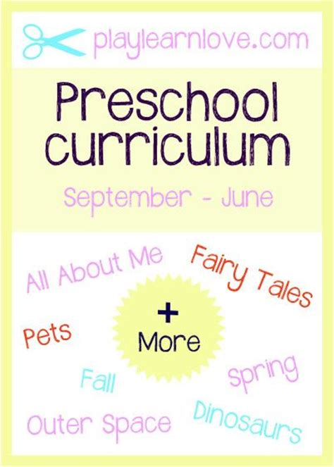 theme for education month 2013 17 best images about preschool curriculum on pinterest