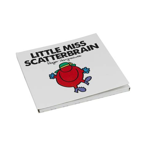 scatterbrain books new miss scatterbrain sticky notes post its pad