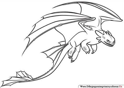 dibujos para colorear como entrenar a tu dragon furia fotos de dragones de como entrenar a mi dragon colorear