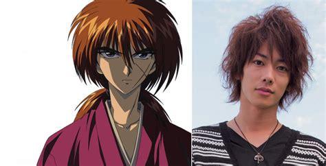 aktor film rurouni kenshin ruroken live action movie announced animenation anime