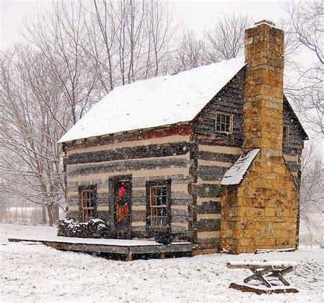 Winterizing A Cabin by Winter Cabin Winter