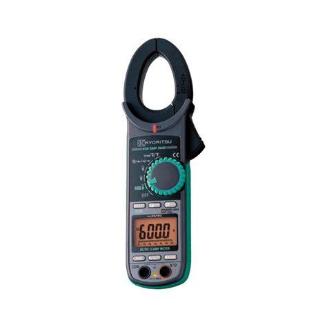 Digital Cl Meters Kyoritsu Model 2010 kyoritsu 2046r kyoritsu digital cl meter 600 ac dc true rms cat4 radio parts