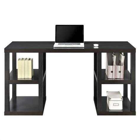 espresso machine for office desk deluxe writing desk in espresso 9318496