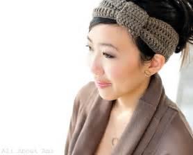 crochet headbands crochet ear warmers fast to make and to wear