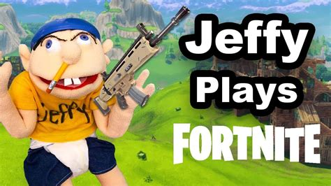 who plays fortnite sml ytp jeffy plays fortnite