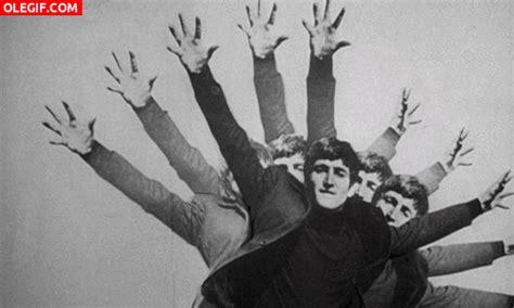 imagenes gif de john lennon gif los beatles en movimiento gif 1920