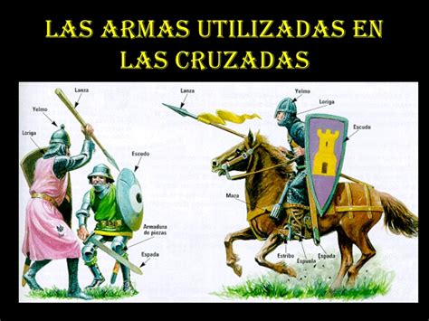 libro las armas y las las cruzadas