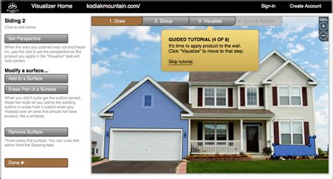 virtual exterior house painter exterior house paint simulator house paints exterior virtual simulator home design