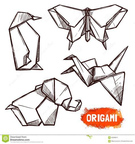 origami figures origami figures choice image craft decoration ideas