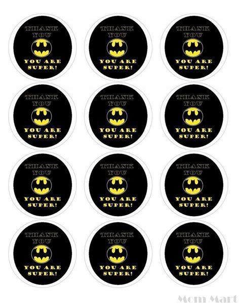 printable batman birthday decorations mom mart batman birthday party with printables