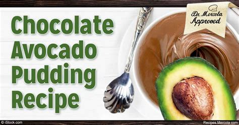 Depke Detox by Healthy Chocolate Avocado Pudding Recipe