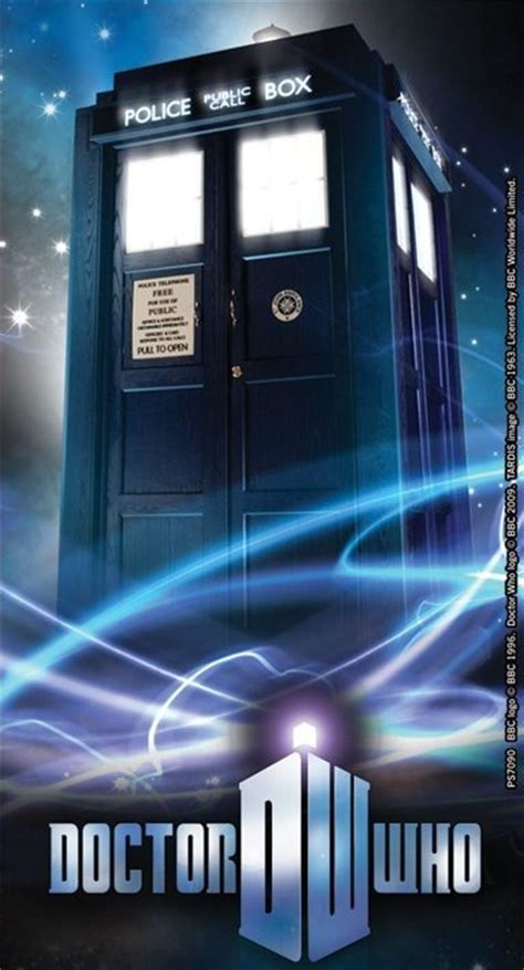 doctor who tardis sticker sold at europosters