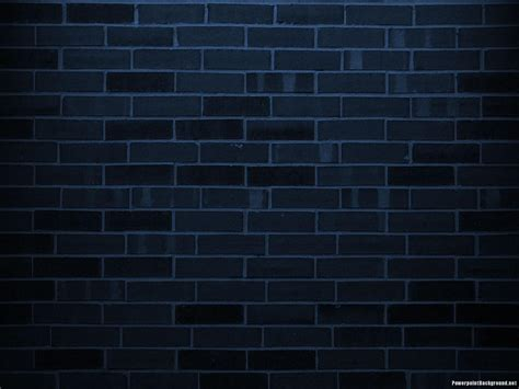 dark brick wall 28 dark brick wall background black brick wall free ppt backgrounds for your powerpoint