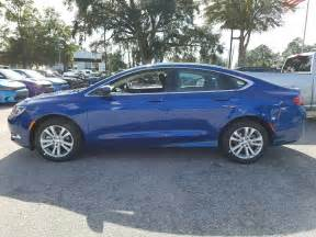Chrysler Jacksonville 2017 Chrysler 200 Limited For Sale In Jacksonville Fl