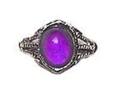 what mood is purple mood ring colors mood ring color meanings