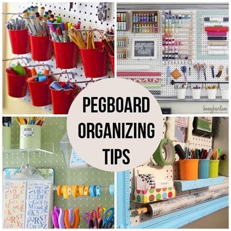 pegboard ideas 15 wonderful diy ideas for your living room 4