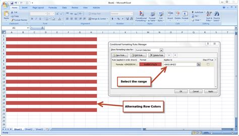 format excel rows to alternate colors excel spreadsheets help how to make alternating row