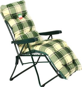 sedia sdraio imbottita giardini re sedia sdraio imbottita da giardino sedia