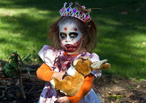 28 Of The Most Brilliant Children?s Halloween Costumes