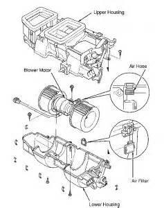 2000 Acura Tl Blower Motor 1996 Acura Tl Blower Motor Blower Motor Resistor
