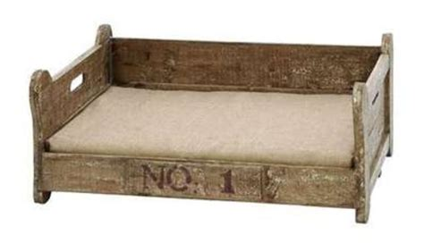 wood dog bed wooden dog beds plans freepdf