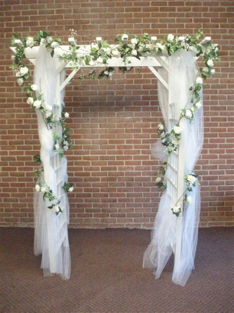 Decorating A Trellis For A Wedding indoor wedding arch decorations all includive wedding package wedding trellis ideas