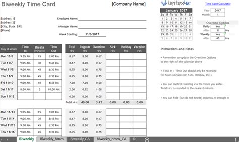 Need A Timesheet Template To Track Your Hours Here Are 12 Timesheet Email Template